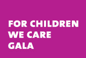 For Children We Care gala